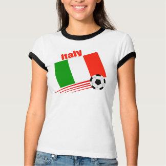 Italy Soccer Team Tees
