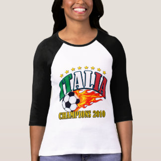 Italy Soccer Tee Shirt