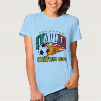 Italy Soccer Tees