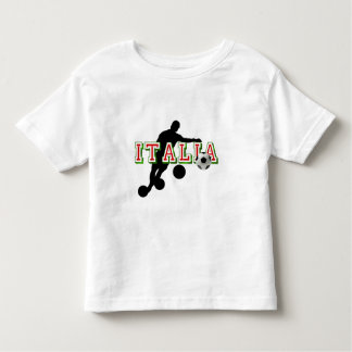 Italy Soccer Toddler T-Shirt