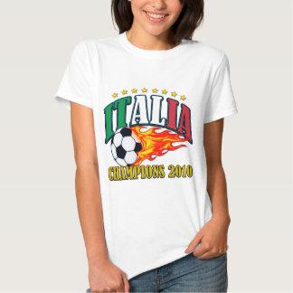 Italy Soccer Tshirts
