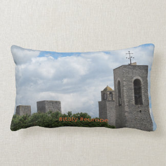 Italy souvenir cushion