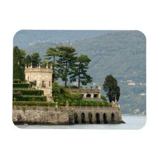 Italy, Stresa, Lake Maggiore, Isola Bella 2 Magnet