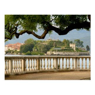 Italy, Stresa, Lake Maggiore, Isola Bella Postcard