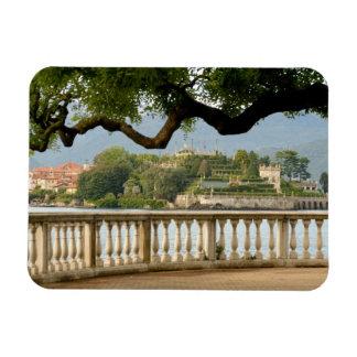 Italy, Stresa, Lake Maggiore, Isola Bella Rectangular Photo Magnet