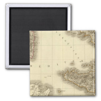 Italy, Switzerland, Illyria North Magnet
