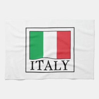 Italy Tea Towel