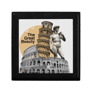Italy, The Great Beauty Gift Box