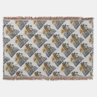 Italy, The Great Beauty Throw Blanket