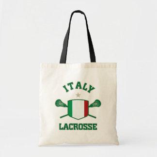 Italy Canvas Bag