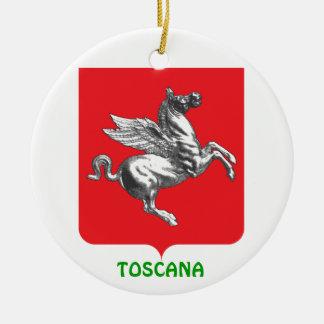 Italy - Tuscany Custom Christmas Ornament