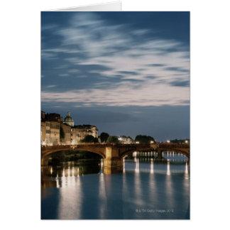 Italy,Tuscany,Florence 2 Card