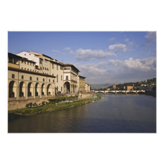 Italy, Tuscany, Florence. Daytime view of the Photo Print