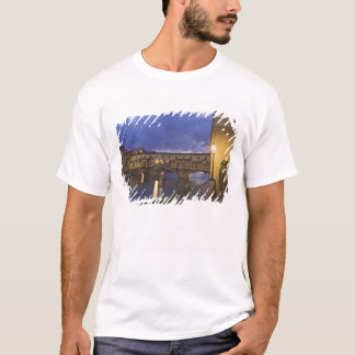 Italy, Tuscany, Florence. Ponte Vecchio T-Shirt