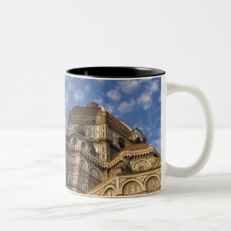 Italy, Tuscany, Florence. The Duomo. 2 Two-Tone Coffee Mug
