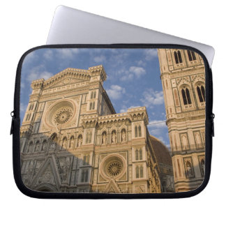 Italy, Tuscany, Florence. The Duomo. Computer Sleeve