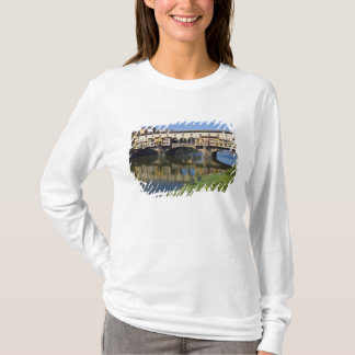 Italy, Tuscany, Florence, The Ponte Vecchio 2 T-Shirt