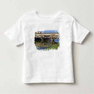 Italy, Tuscany, Florence, The Ponte Vecchio 2 Toddler T-Shirt