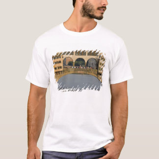 Italy, Tuscany, Florence, The Ponte Vecchio T-Shirt