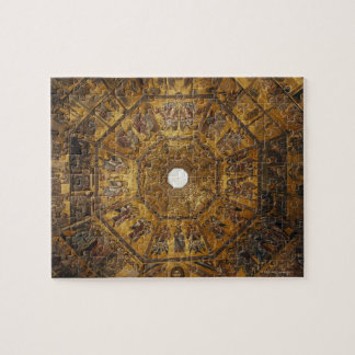 Italy,Tuscany,Florence,Wideangle view of The Jigsaw Puzzle
