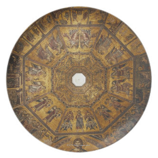 Italy,Tuscany,Florence,Wideangle view of The Plate