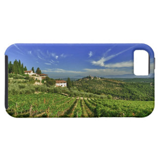 Italy, Tuscany, Greve. The vineyards of Castello iPhone 5 Covers