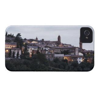 Italy,Tuscany,Montalcino iPhone 4 Case-Mate Case