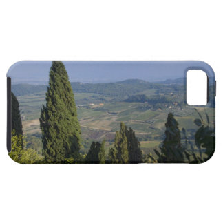 Italy, Tuscany, Montepulciano. View of the iPhone 5 Case