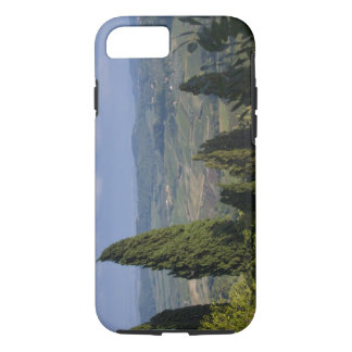 Italy, Tuscany, Montepulciano. View of the iPhone 7 Case