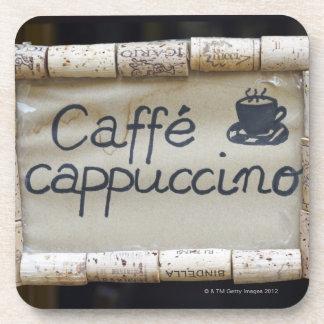 Italy,Tuscany,Pienza 4 Beverage Coasters