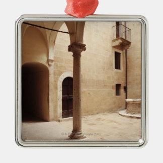 Italy,Tuscany,Pienza Christmas Ornament