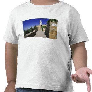 Italy Tuscany Pienza Part of Via dell T-shirts
