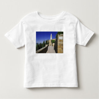 Italy, Tuscany, Pienza. Part of Via dell' Toddler T-Shirt