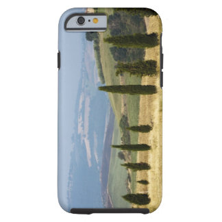 Italy. Tuscany. Pienza. Tough iPhone 6 Case
