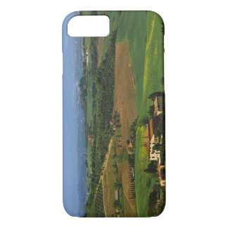 Italy, Tuscany. Scenic of the Val d'Orcia iPhone 8/7 Case