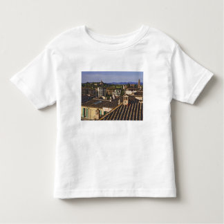 Italy, Tuscany, Siena. Rooftop view of city Toddler T-Shirt