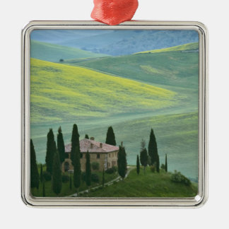 Italy, Tuscany. The Belvedere or beautiful Christmas Ornament