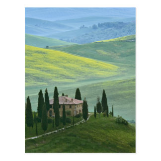 Italy, Tuscany. The Belvedere or beautiful Postcard