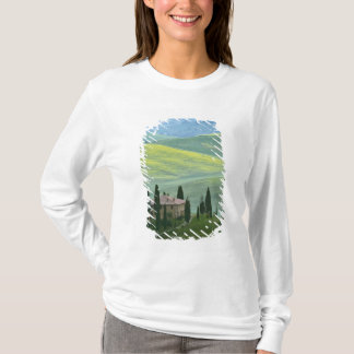 Italy, Tuscany. The Belvedere or beautiful T-Shirt