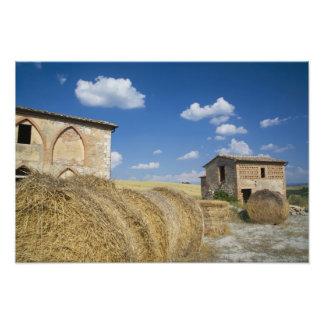 Italy, Tuscany, Tuscan Villa in Spring. 2 Photo Print