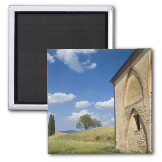 Italy, Tuscany, Tuscan Villa in Spring. Magnet