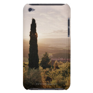 Italy,Tuscany,Val d'Orcia,Montalcino iPod Case-Mate Case