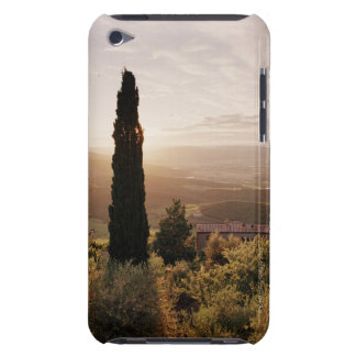 Italy,Tuscany,Val d'Orcia,Montalcino iPod Touch Case-Mate Case