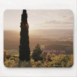 Italy,Tuscany,Val d'Orcia,Montalcino Mouse Mat
