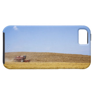 Italy. Tuscany. Val D'Orcia (Orcia Valley) iPhone 5 Case