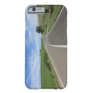 Italy, Tuscany, Val d'Orcia, Road Barely There iPhone 6 Case