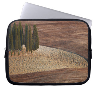 Italy,Tuscany,Val d'Orcia,San Quirico d'Orcia Laptop Sleeve