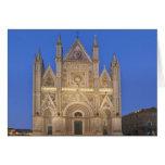 Italy, Umbria, Orvieto, Orvieto Cathedral