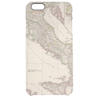 Italy under the Lombards Clear iPhone 6 Plus Case