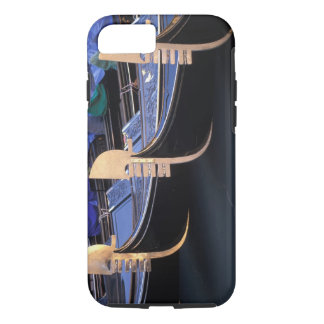 Italy, Veneto, Venice. Row of Gondolas. iPhone 8/7 Case